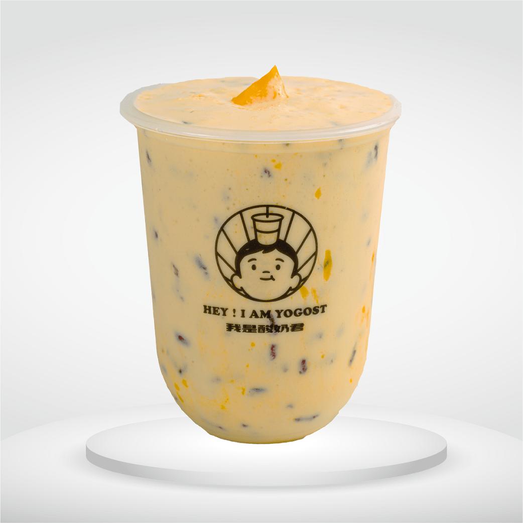 Rice Mango Romance